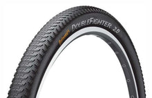Load image into Gallery viewer, Continental Double Fighter III - Mountain Bike Tyre Rigid