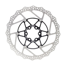 Load image into Gallery viewer, A2Z Teppan Yaki SP5 Mountain Bike Floating Disc Brake Rotor - 180mm - Black