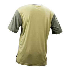 Race Face Trigger Short Sleeve Jersey - Square Eye - Moss