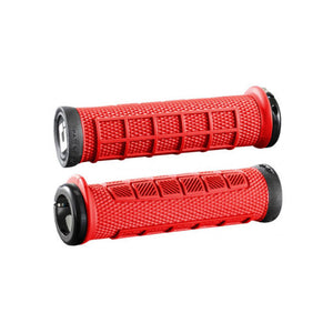 ODI Elite - Pro Lock On MTB Handlebar Grips - Red