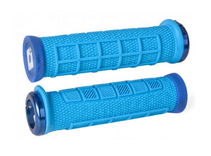 ODI Elite - Pro Lock On MTB Handlebar Grips - Blue