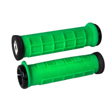 Load image into Gallery viewer, ODI Elite - Pro Lock On MTB Handlebar Grips - Green