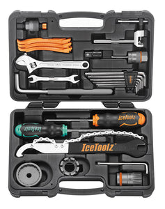 IceToolz Essence Road Bike / MTB - Complete Tool Kit
