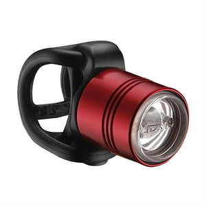Lezyne Femto Drive LED Front Light - Red