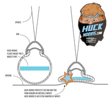 Load image into Gallery viewer, Huck Norris DH Tubeless Tyre Protection - 26/27.5/29 - Single