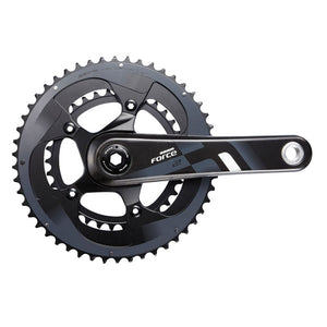 Sram Force 22 - GXP Carbon Road Bike - Compact Crankset- 11 Speed