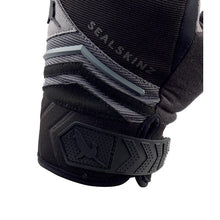 Load image into Gallery viewer, SealSkinz Dragon Eye MTB Waterproof Gloves - Black / Anth / Mid Grey