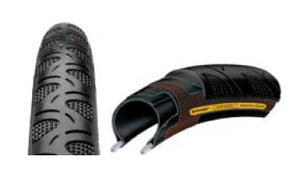 Continental Grand Prix 4 Season Road Bike Tyre Folding