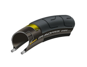 Continental Grand Prix Road Tyre Folding