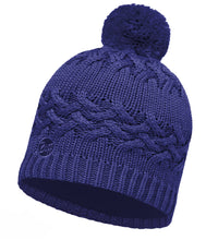 Load image into Gallery viewer, Buff - Savva - Knitted & Polar Hat - Mazarine Blue