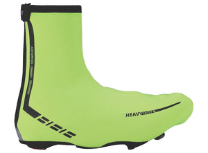 BBB Heavy Duty MTB / Road Bike Overshoes BWS02B - Neon Yellow