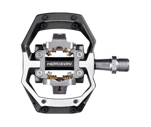 Nukeproof Horizon CS - CrMo Trail - Clipless Pedals - Black