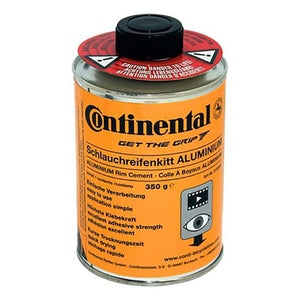 Continental Aluminium Rim Cement Tubular / Tub Glue - Tin 350g