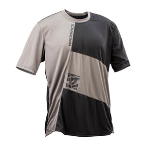 Race Face Indy Short Sleeve Jersey - Charcoal / Black - Front