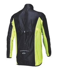 Load image into Gallery viewer, BBB PocketShield Cycling Rain Jacket BBW-147 - Neon Yellow