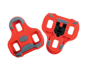 Look Keo Grip Road Bike Clipless Pedal Cleats Red