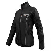 Load image into Gallery viewer, Funkier Ladies Waterproof Cycling Jacket - J-1403