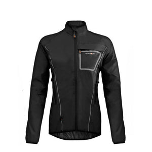 Funkier Ladies Waterproof Cycling Jacket - J-1403