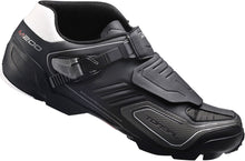 Load image into Gallery viewer, Shimano M200 SPD Mountain Bike Shoes - Black