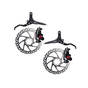 Clarks M2 Hydraulic Front & Rear Mountain Bike Disc Brake Set