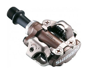 Shimano PD M540 SPD Clipless MTB Pedals & Cleats