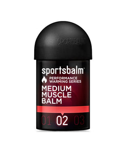 Sportsbalm - Medium - Muscle Balm 02 - Performance Warming Series - 150ml