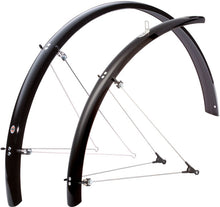 Load image into Gallery viewer, SKS Bluemels Trekking Bike Mudguards B45 - Black
