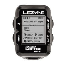 Load image into Gallery viewer, Lezyne Micro Navigate - GPS - Computer