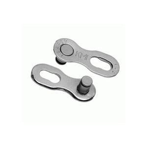 KMC 10 Missing Link For KMC or Shimano 10 Speed Chain - Silver