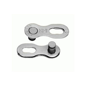 KMC 9 Missing Link For KMC Sram or Shimano 9 Speed Chain - Silver