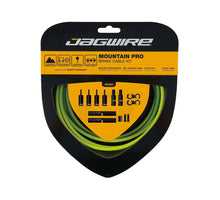 Load image into Gallery viewer, Jagwire Mountain Pro - MTB Brake Cable Set