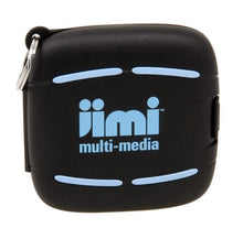 Load image into Gallery viewer, Jimi Multi Media Water Resistant Compact Case / Holder - Black