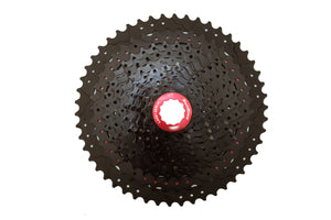 Sunrace MX80 - 11 Speed Mountain Bike Cassette - 11-50 - Black