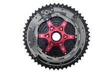 Load image into Gallery viewer, Sunrace MX80 - 11 Speed Mountain Bike Cassette - 11-50 - Black
