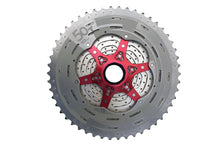 Load image into Gallery viewer, Sunrace MX80 - 11 Speed Mountain Bike Cassette - 11-50 - Silver
