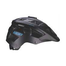 Load image into Gallery viewer, BBB Nanga MTB Helmet - BHE-54 - Matt Black / Blue