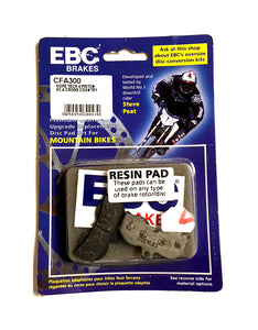 EBC CFA300 Green Hope XC-4 Disc Brake Pads
