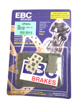 Load image into Gallery viewer, EBC - CFA394 - Green - Avid BB 7 Juicy 5/7 Disc Brake Pads