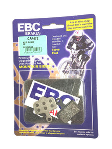 EBC - CFA472 - Green - Avid / Elixir Mini Disc Brake Pads
