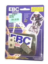Load image into Gallery viewer, EBC - CFA614 - Green - Shimano XTR 985 Disc Brake Pads