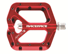 Load image into Gallery viewer, Race Face AEffect Flat Platform Pedals - Red