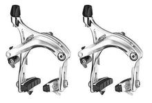 Load image into Gallery viewer, Tektro R539 Long Drop 57mm Road Bike Brake Calipers - Silver