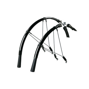 SKS RaceBlade Long - Road Bike 700c Mudguards Race Blade - Black