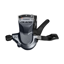 Load image into Gallery viewer, Shimano Alivio M4000 9 x 3 Speed Rapidfire Pods - Left