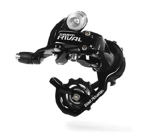 SRAM Rival Rear Derailleur 10 speed Short