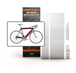 Bike Shield Full Pack - Regular - Frame Protector Set