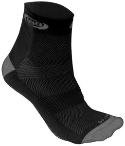 BBB TechnoFeet Long Cycling / Bike Socks BSO-02 - Black