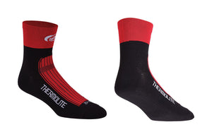 BBB Thermofeet Cycling / Bike Socks BSO-11 - Red