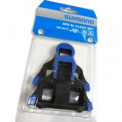 Shimano SM-SH12 Float SPD-SL Road Bike Pedal Cleats