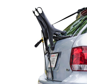 Saris Solo - 1 Bike Carrier, Car Boot Fitting Rack - Black